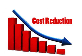 Case study on reducing electricity costs