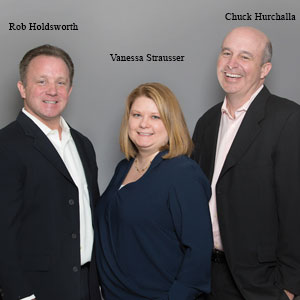 Chuck Hurchalla, President, Vanessa Strausser , VP of Energy Procurement and Rob Holdsworth, VP of Engineering, Evolution Energy Partners