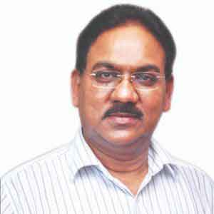 Arun Ghosh, Managing Director, CyberPower