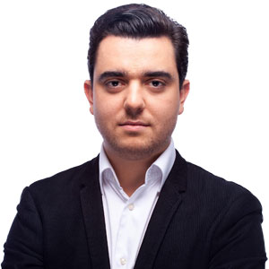 Vincent Sciandra, Founder & CEO, METRON