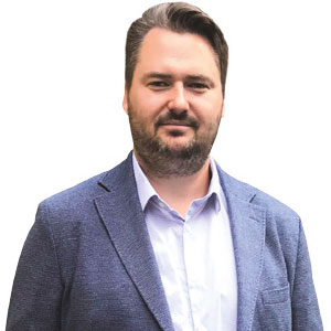 Lars Boerner, Operations Director, VerdErg Renewable Energy
