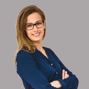 Anna Grochowska, Marketing & Sales Director, ETIA