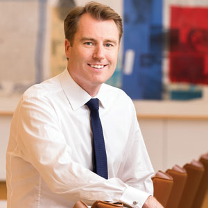 Paal Kibsgaard, Chairman & CEO, Schlumberger