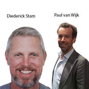 Diederick Stam, Manager operations & Paul van Wijk, Sales Director, EST-Floattech