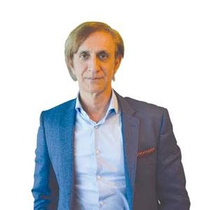 Ashar Aziz, Executive Chairman & CEO, SkyElectric