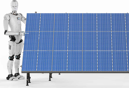 How AI and Robots are Altering Solar Energy