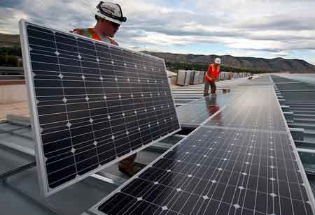 Can Solar Energy Technology Cater to Commercial Demands?