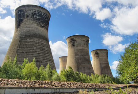 4 Types of Power Plants Used to Produce Energy