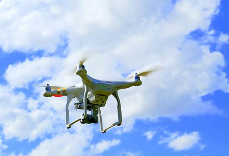 How the Energy Industry is Benefitting from the Drone Technology