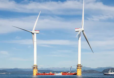 What Value Do Floating Wind Farms Hold