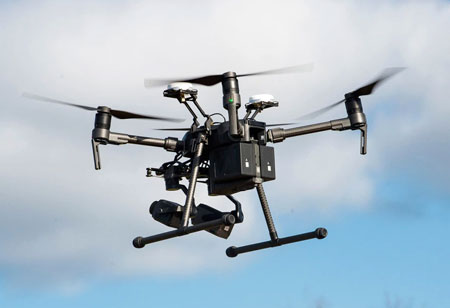 Developing New Standards for Drones in the Energy Sector