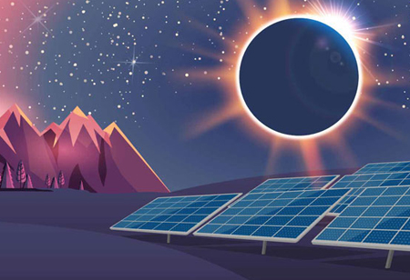 Can Solar Energy be Generated All Round the Clock?