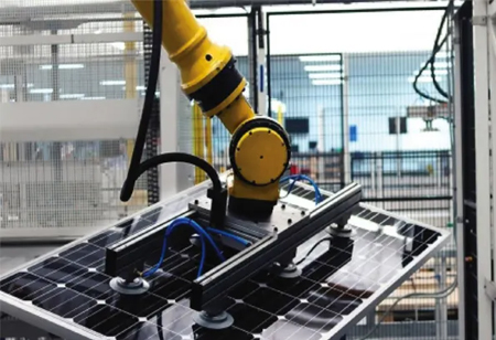 How Robotic Automation Helps in Solar Cell Manufacturing