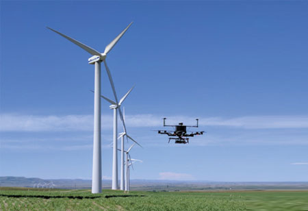 Drone: The Leading-Edge of Renewable Energy