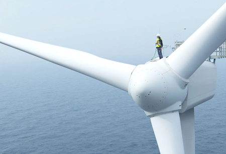 Facing Accidental Wind Turbine Repairs? Digital Technologies Have the Answer
