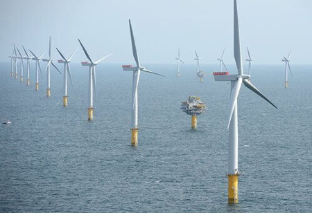 Analytics in Offshore Wind Farms