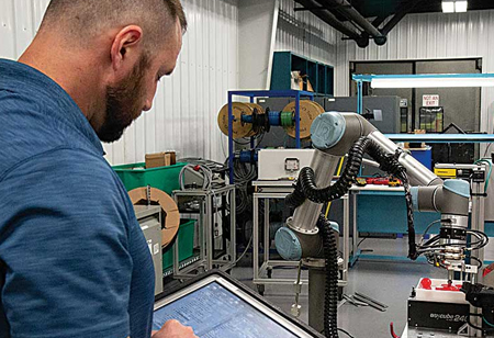 What Robotics can Do for Power Plant Operations and Maintenance