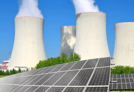 Nuclear Power to Stabilize Energy Demands