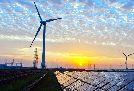 Achieving the Renewable Energy Goals for 2019