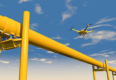 Drones Assisting New Talent in Oil and Gas Sector