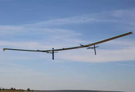Alta Devices Creates First-Ever Dedicated Solar Solution for HALE UAVs