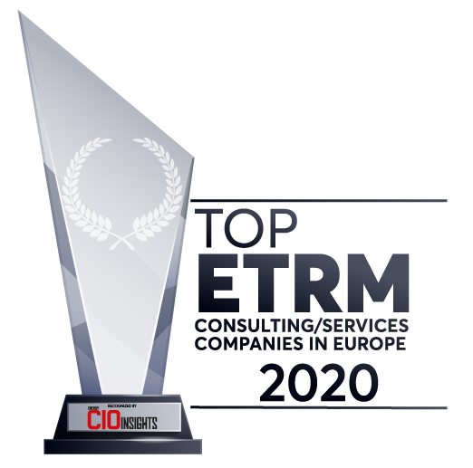 Top 10 ETRM Consulting/Services Companies in Europe - 2020