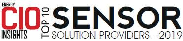 Top 10 Sensor Solution Providers - 2019