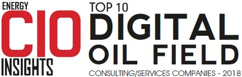 Top 10 Digital Oil Consulting/Services Companies - 2018