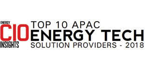 Top 10 APAC Energy Tech Solution Providers - 2018