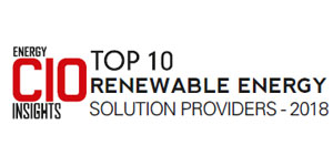 Top 10 Renewable Energy Solution Providers - 2018