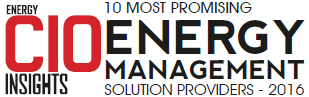 Top 10 Energy Management Solution Companies - 2016