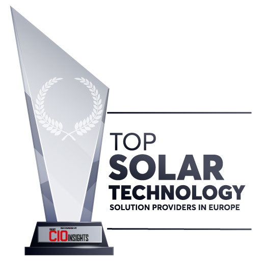 Top 10 Solar Technology Solutions Companies in Europe - 2020