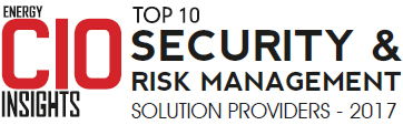 Top 10 Security and Risk Management Solution Companies - 2017