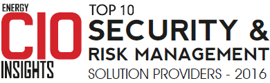 Top 10 Security & Risk Management Solution Companies - 2016