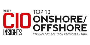 Top 10 Onshore/Offshore Technology Solution Providers - 2018
