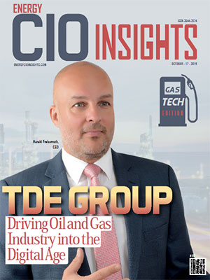 TDE Group: Driving Oil and Gas Industry into the Digital Age