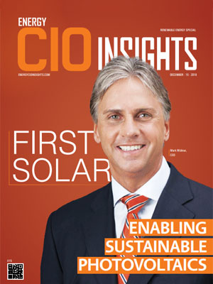 First Solar: Enabling Sustainable Photovoltaics