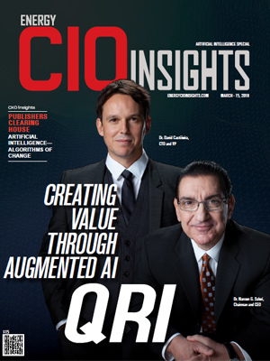 QRI: CREATING VALUE THROUGH AUGMENTED AI