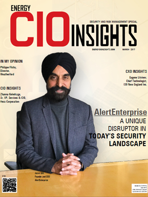 AlertEnterprise: A Unique Disruptor In Today's Security Landscape