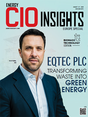 EQTEC PLC: Transforming Waste Into Green Energy