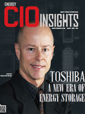 Toshiba: A New Era of Energy Storage