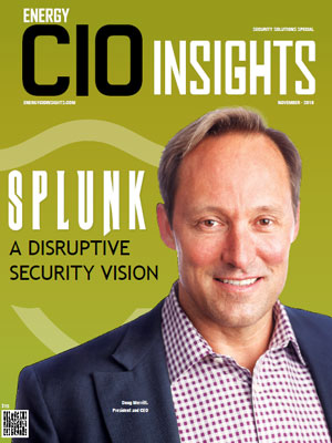 Splunk: A Disruptive Security Vision