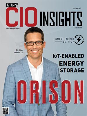 Orison: IoT-Enabled Energy Storage