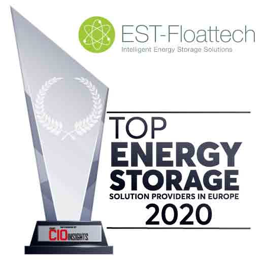 Top 10 ESS Europe Solution Companies - 2020