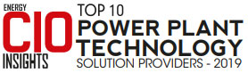 Top 10 Power plant Technology Companies 2019