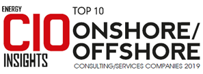 Top 10 Onshore and Offshore Technology Consulting/Services Companies 2019