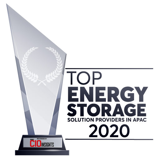 Top 10 Energy Storage Solution Companies in APAC - 2020