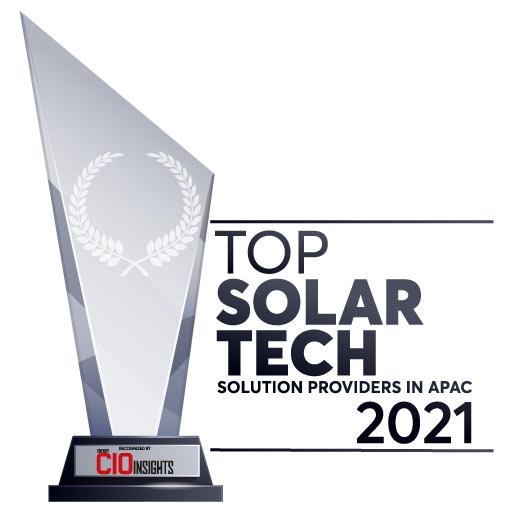 Top 10 Solar Tech Solution Companies in APAC - 2021